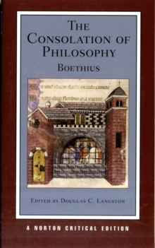 The Consolation of Philosophy, Paperback / softback Book