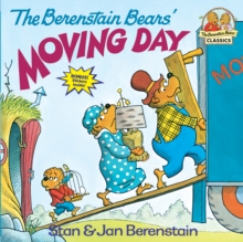 Berenstain Bears Moving Day, Paperback Book