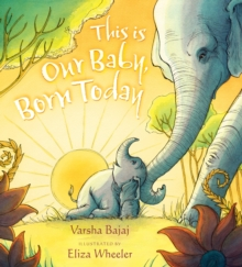 This is Our Baby, Born Today, Hardback Book