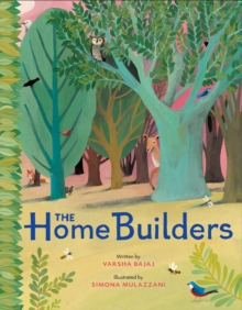 The Home Builders, Hardback Book
