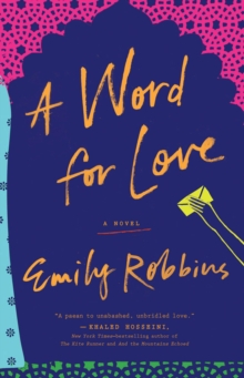 A Word For Love : A Novel, Paperback / softback Book