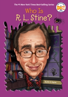 Who Is R. L. Stine?, Paperback / softback Book