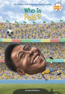 Who Is Pele?, Paperback / softback Book