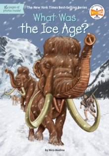 What Was the Ice Age?, Paperback Book