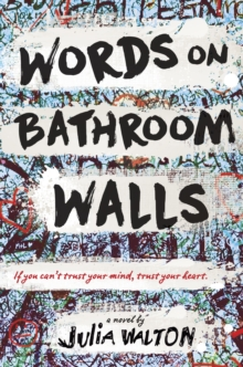 Words on Bathroom Walls, Hardback Book