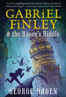 Gabriel Finley and the Raven's Riddle, Paperback Book