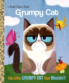 Little Grumpy Cat That Wouldn't, Hardback Book