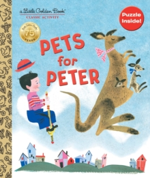 Pets for Peter Book and Puzzle, Hardback Book