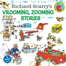 Richard Scarry's Vrooming, Zooming Stories, Paperback / softback Book