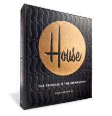 House Industries The Process Is The Inspiration, Hardback Book