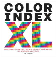 Color Index XL : More than 1100 New Palettes with CMYK and RGB Formulas for Designers and Artists, Spiral bound Book