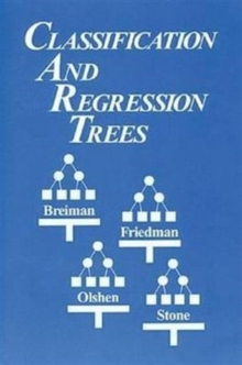 Classification and Regression Trees, Paperback Book