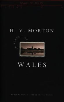 In Search of Wales, Paperback Book