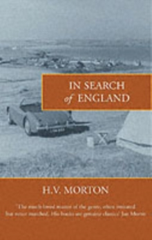 In Search of England, Paperback Book