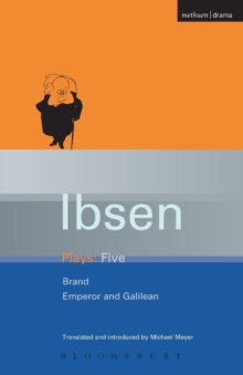 "Ibsen Plays : ""Brand""; ""Emperor"" and ""Galilean"" v.5, Paperback Book"