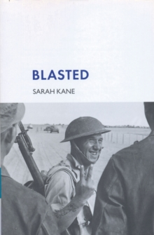 Blasted, Paperback Book