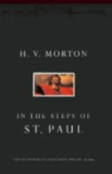 In the Steps of St. Paul, Paperback Book