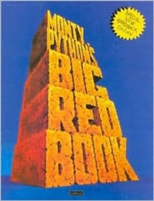 Monty Python's Big Red Book, Paperback Book