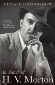 In Search of H. V. Morton, Paperback Book