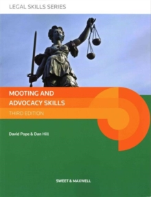 Mooting and Advocacy Skills, Paperback / softback Book