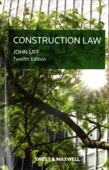 Construction Law, Paperback Book