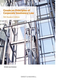Principles of Corporate Insolvency Law, Paperback / softback Book