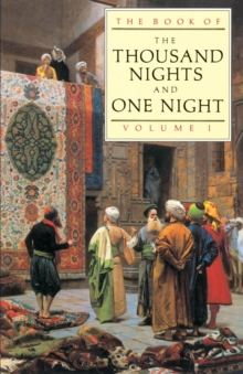 The Book of the Thousand and one Nights. Volume 1, Paperback Book