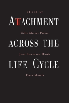 Attachment Across the Life Cycle, Paperback / softback Book
