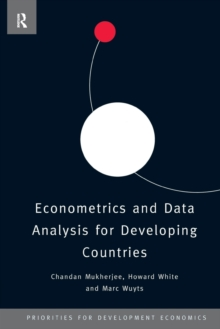 Econometrics and Data Analysis for Developing Countries, Paperback / softback Book