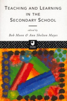 Teaching and Learning in the Secondary School, Paperback Book