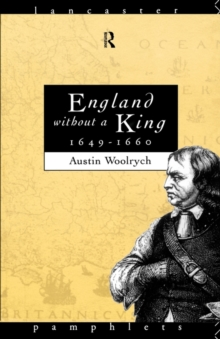 England Without a King 1649-60, Paperback / softback Book