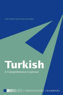 Turkish : A Comprehensive Grammar, Paperback Book