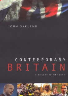 Contemporary Britain : A Survey With Texts, Paperback / softback Book