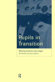 Pupils in Transition, Paperback / softback Book