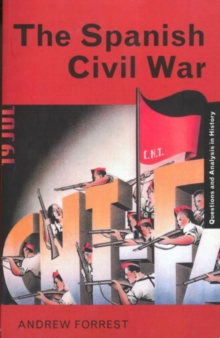 The Spanish Civil War, Paperback Book