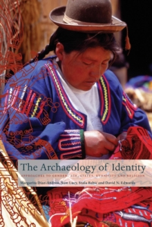 Archaeology of Identity, Paperback / softback Book