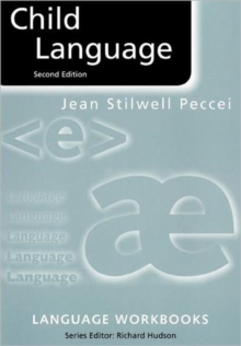 Child Language, Paperback Book
