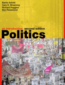 Politics : An Introduction, Paperback Book