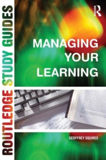 Managing Your Learning, Paperback / softback Book