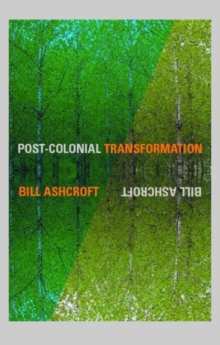 Post-Colonial Transformation, Paperback / softback Book