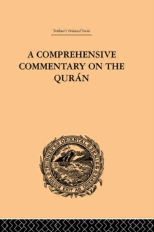 A Comprehensive Commentary on the Quran : Comprising Sale's Translation and Preliminary Discourse: Volume II, Hardback Book