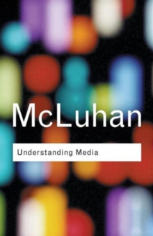 Understanding Media, Paperback / softback Book