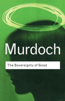 The Sovereignty of Good, Paperback Book