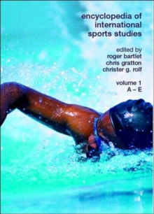 Encyclopedia of International Sports Studies, Hardback Book