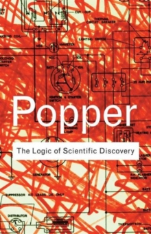 The Logic of Scientific Discovery, Paperback Book