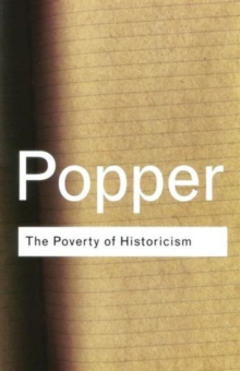 The Poverty of Historicism, Paperback / softback Book