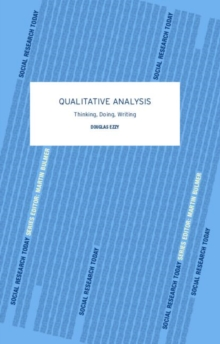 Qualitative Analysis, Paperback Book