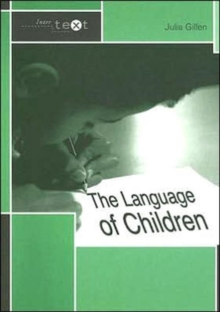 The Language of Children, Paperback / softback Book