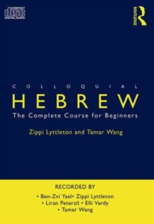 Colloquial Hebrew : The Complete Course for Beginners, CD-Audio Book