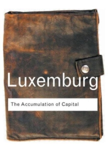 The Accumulation of Capital, Paperback Book